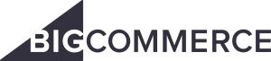 BigCommerce logo dark
