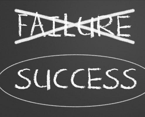 eBay Sellers fear of failure