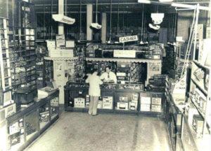 photo of storeroom eBay inventory