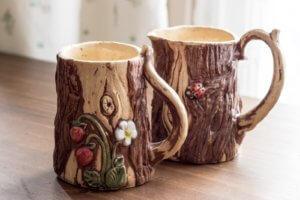 selling handmade products coffee mugs