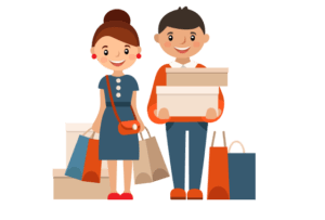 open an eBusiness creates happy customers