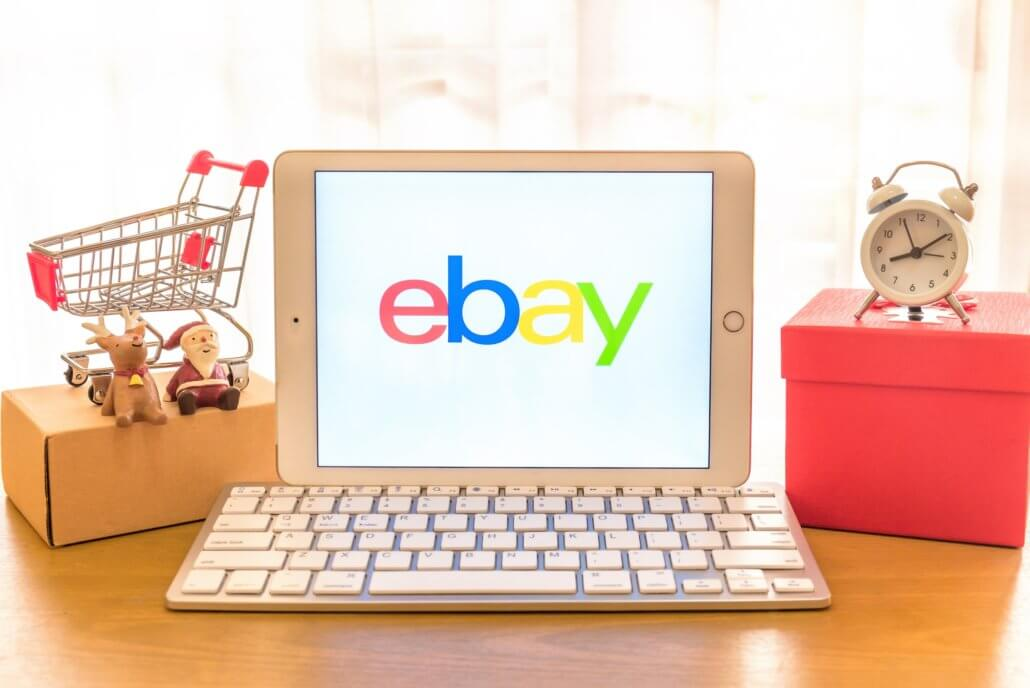 Selling products on ebay